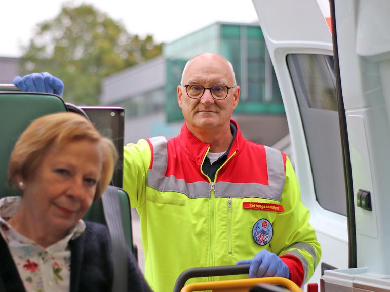 Falck leistet Rettungsdienst im Landkreis Görlitz