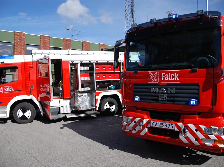 Falck wins new fire contract in Bornholm